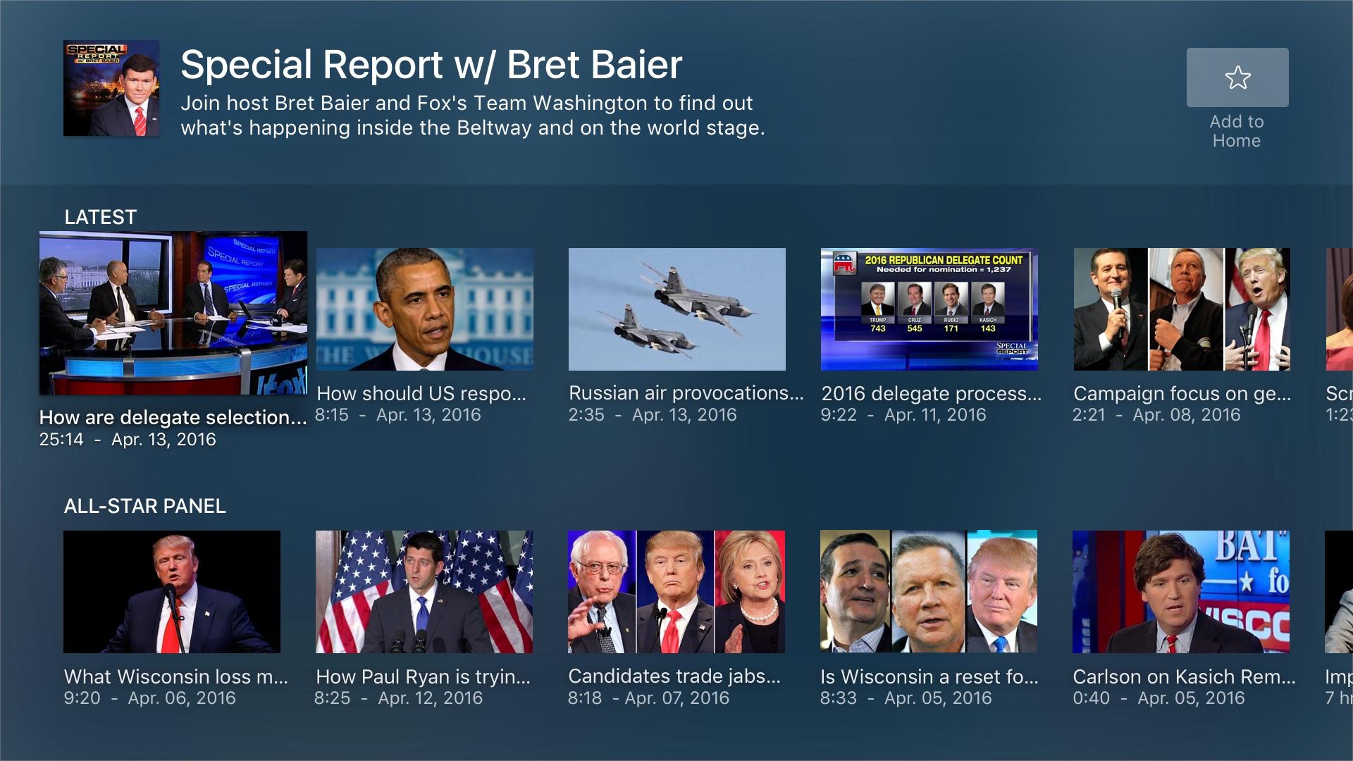 Fox News: Live Breaking News screenshot 13