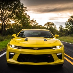 HD Car Wallpapers - Chevrolet Camaro Edition 4+