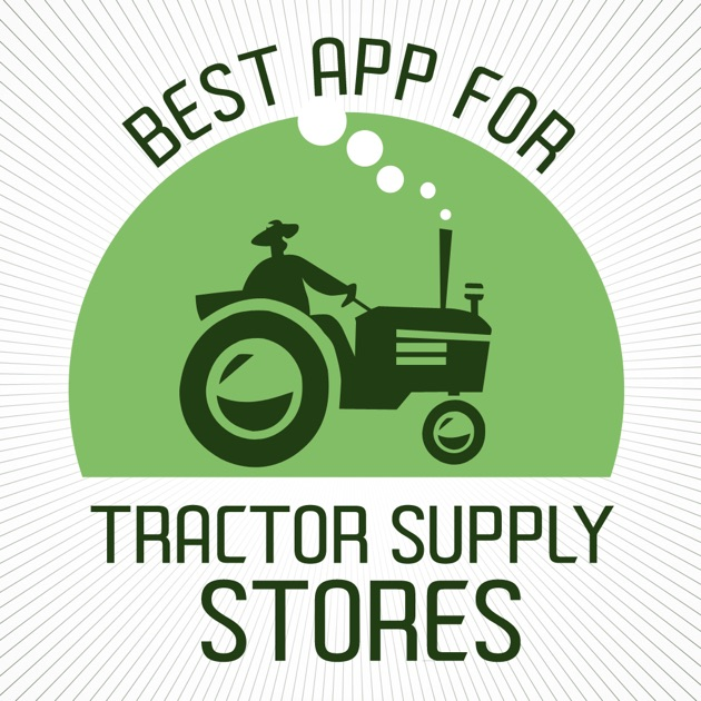 Tractor Supply App For Iphone