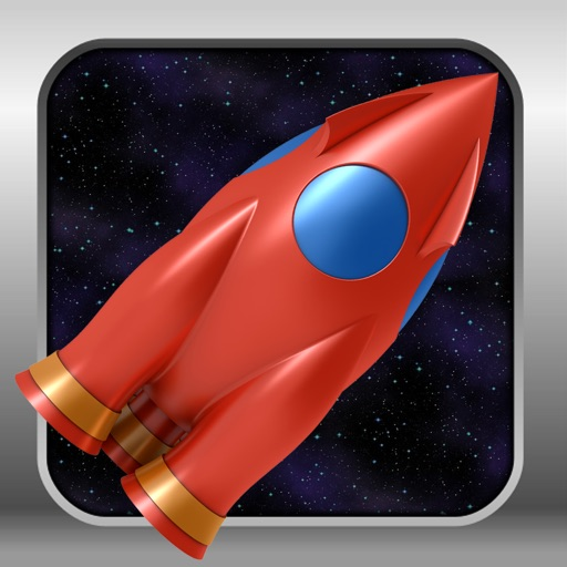 Asteroid Run Space Race icon