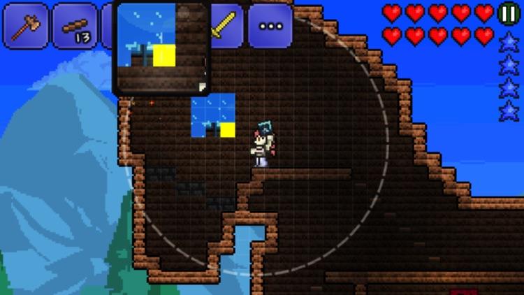 テラリア screenshot-1