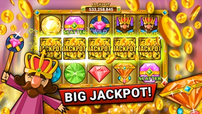Screenshot #8 for Slots Surprise - 5 reel, FREE casino fun, big lottery bonus game with daily wheel spins