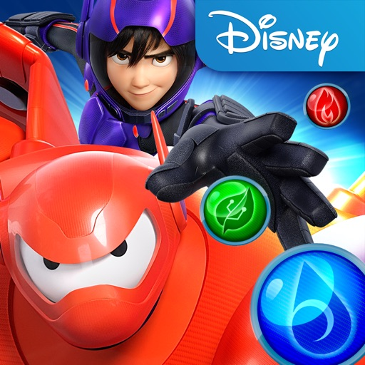 Just in Time for the Movie, Disney Releases Big Hero 6 Bot Fight
