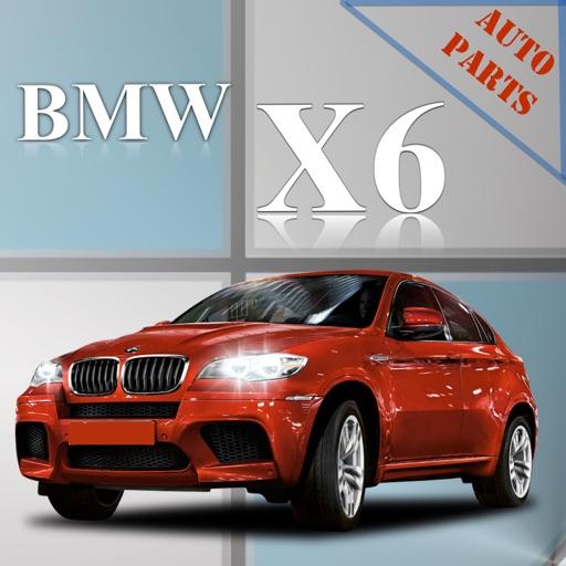AutoParts BMW X6