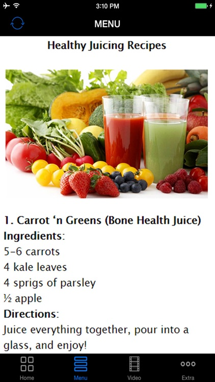 How To Make Multi-Functional Juices  - Best Purposed Juice Recipes For Your Healthy Demands