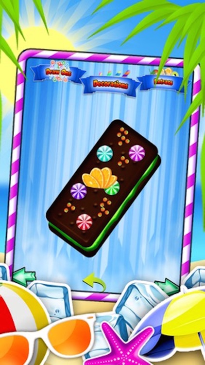 Frozen Treats Ice-Cream Cone Creator: Make Sugar Sundae! by Free Food Maker Games Factory