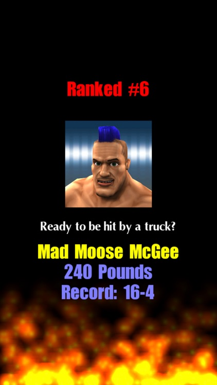 Pocket Boxing Legends screenshot-3