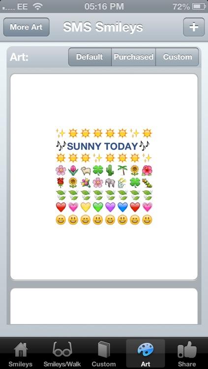SMS Smileys screenshot-4