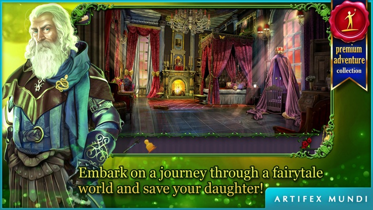 Queen's Quest: Tower of Darkness screenshot-0
