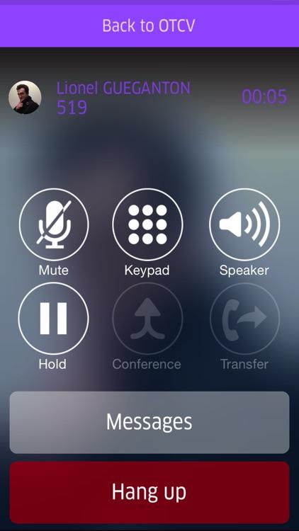 OTCV for iPhone
