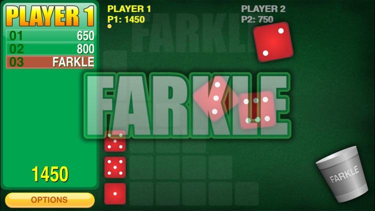 Farkle Addict : 10,000 Dice Casino Deluxe