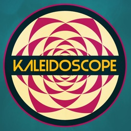 Kaleidoscope Wallpaper Design - Kaleidoscopic Photo FX for iPhone, iPad