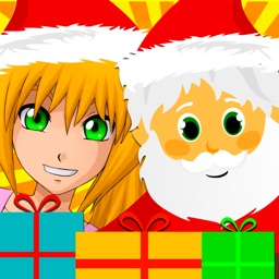 Santa's Christmas Games and Preschool Puzzles for Kids - Merry xmas!