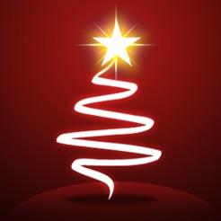 Live Christmas Tree Animation Screen Ambience Lighting