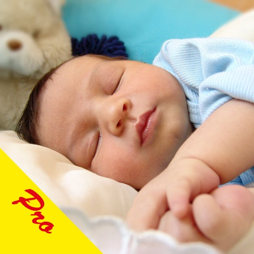 Soothing Sleep Baby Pro : babysitting lullaby and white noise sleeping sound