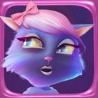 Игры на одевание для детей - макияж спа салон животные icon