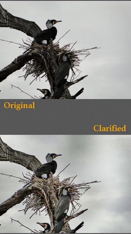 ClarifyPhoto screenshot-4