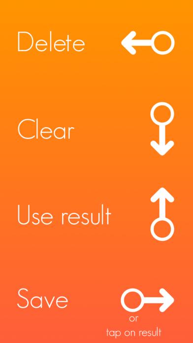 iCalculator - Minimal, simple, cleanのおすすめ画像3