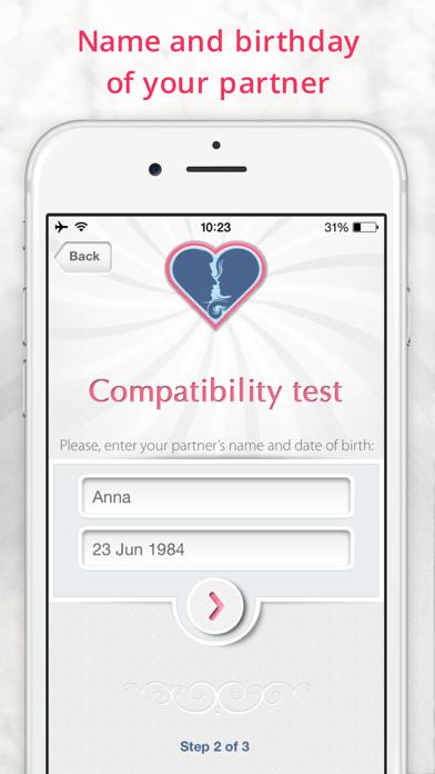 Compatibility free birth date Love Compatibility