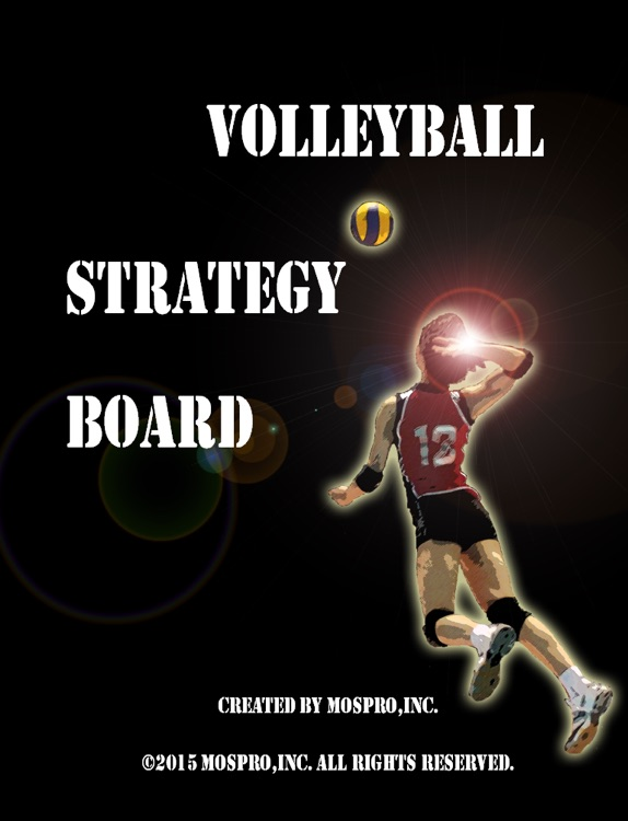 Volleyball strategy board screenshot-0