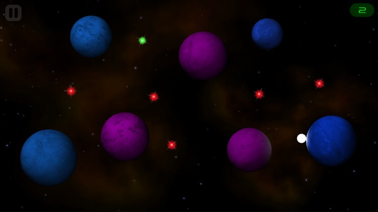 ORBB - A casual, relaxing, and challenging ethereal space experience game screenshot-3