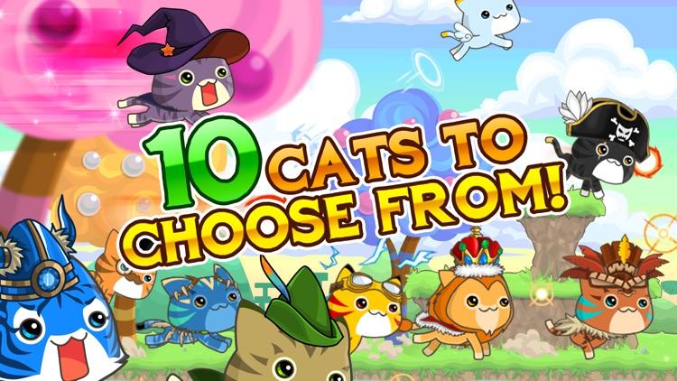 Nom Nom Cats screenshot-0