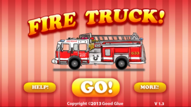 Fire Truck on the App Store
