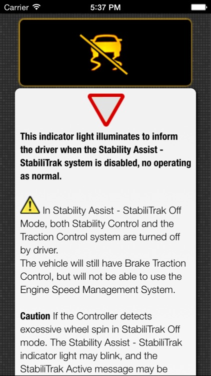 App for Jeeps - Jeep Warning Lights & Road Assistance - Car Locator screenshot-4