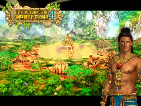 The Treasures of Montezuma 4 HD для iPad