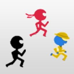 Sketchman Sprinting : Multiplay Limitless Sprinter