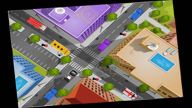 Traffic Frenzy (Free) screenshot-3