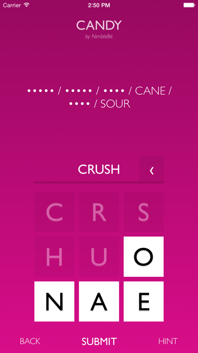 Letterpad - Free Word Puzzles ScreenShot2