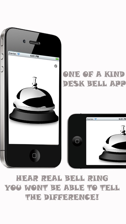 Desk Bell HD+ screenshot-0
