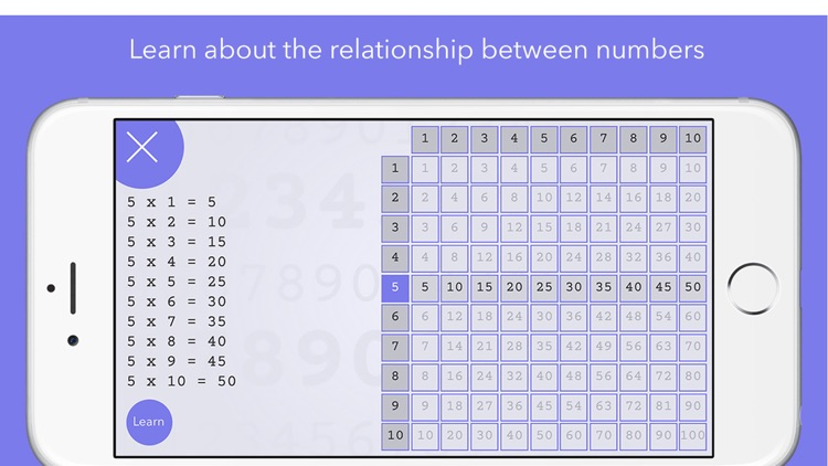 Math Facts - Addition, Subtraction, Multiplication, Division screenshot-3
