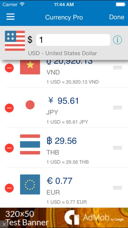 Currency Pro