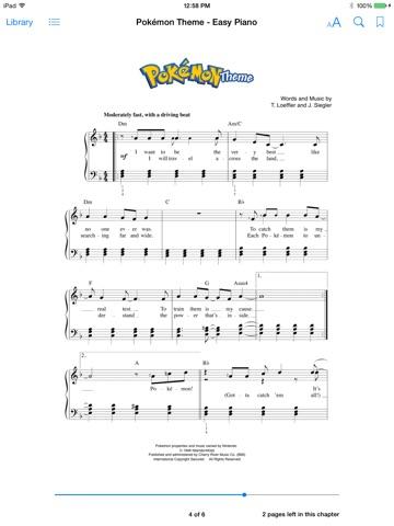 Pokemon Theme - Easy Piano by Shinji Miyazaki on Apple Books