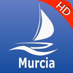 Murcia GPS Nautical charts pro