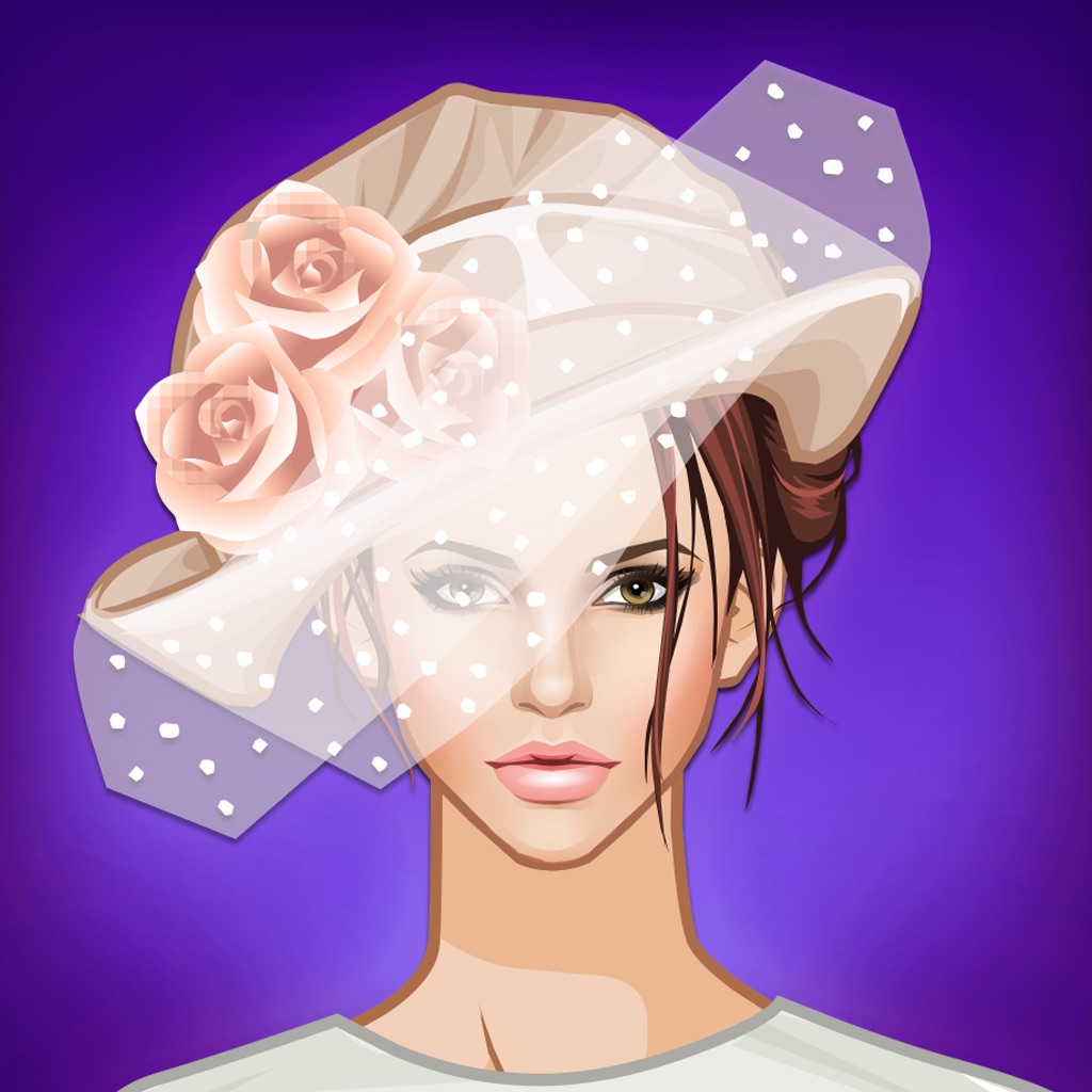 Aristocratic Dressup: Paris. Dress up a french princess with fashion clothes. hack
