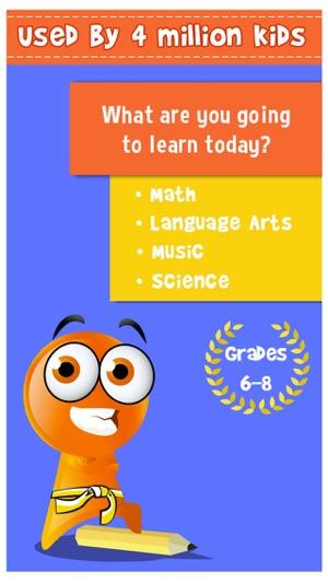 iTooch Middle School App