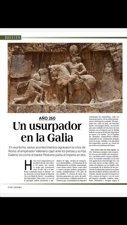 Muy Historia España screenshot-4