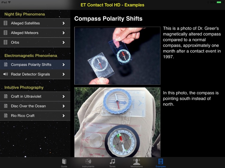 ET Contact Tool HD screenshot-1