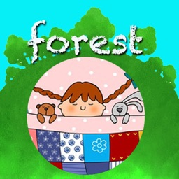 "Forest visual supplement HD""Sleeping Mind Relaxation2"" for iPad"