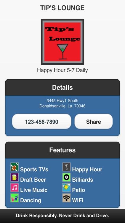 Tipsy Time - Drink Finder screenshot-3