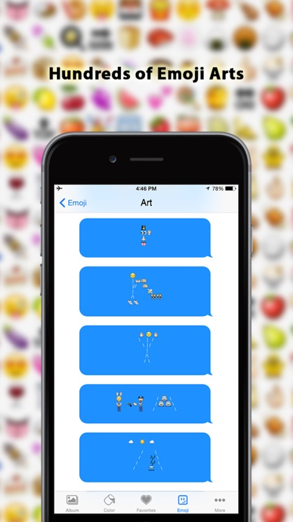 Emoji - Free Color Emojis stickers for whatsapp, Facebook, Messages & Email screenshot-3