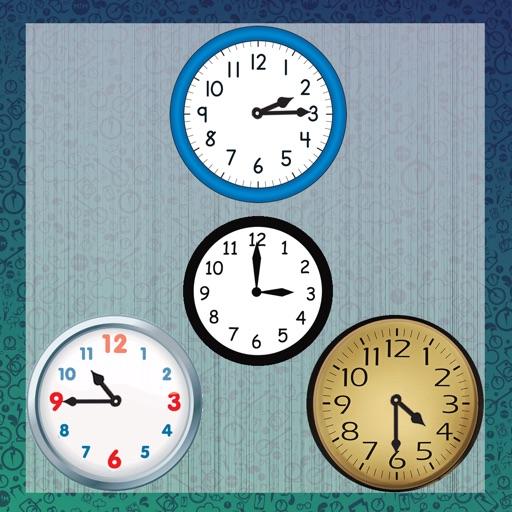Match Clocks and Times
