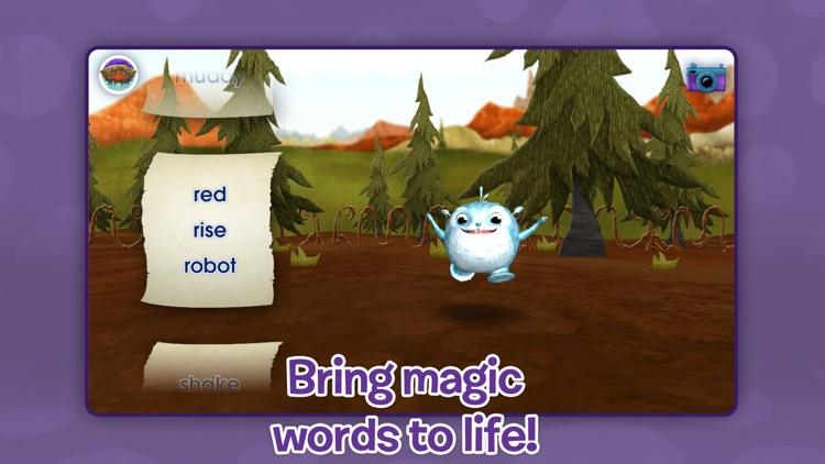 Wallykazam Letter & Word Magic screenshot-3