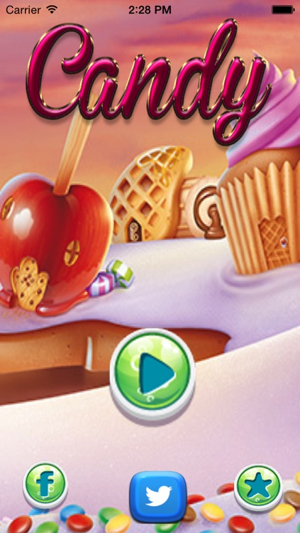 Candy Mania Blitz - Best Matching 3 Puzzle Free Children and Kids Games screenshot-3