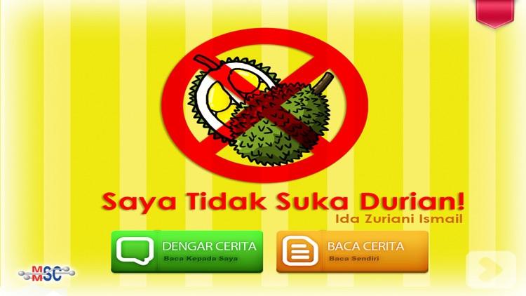 Bukuu - Saya Tidak Suka Durian