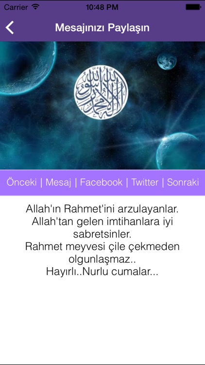 Dini Cuma Mesajları screenshot-4