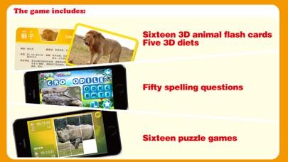 Dr. King Zoo screenshot four